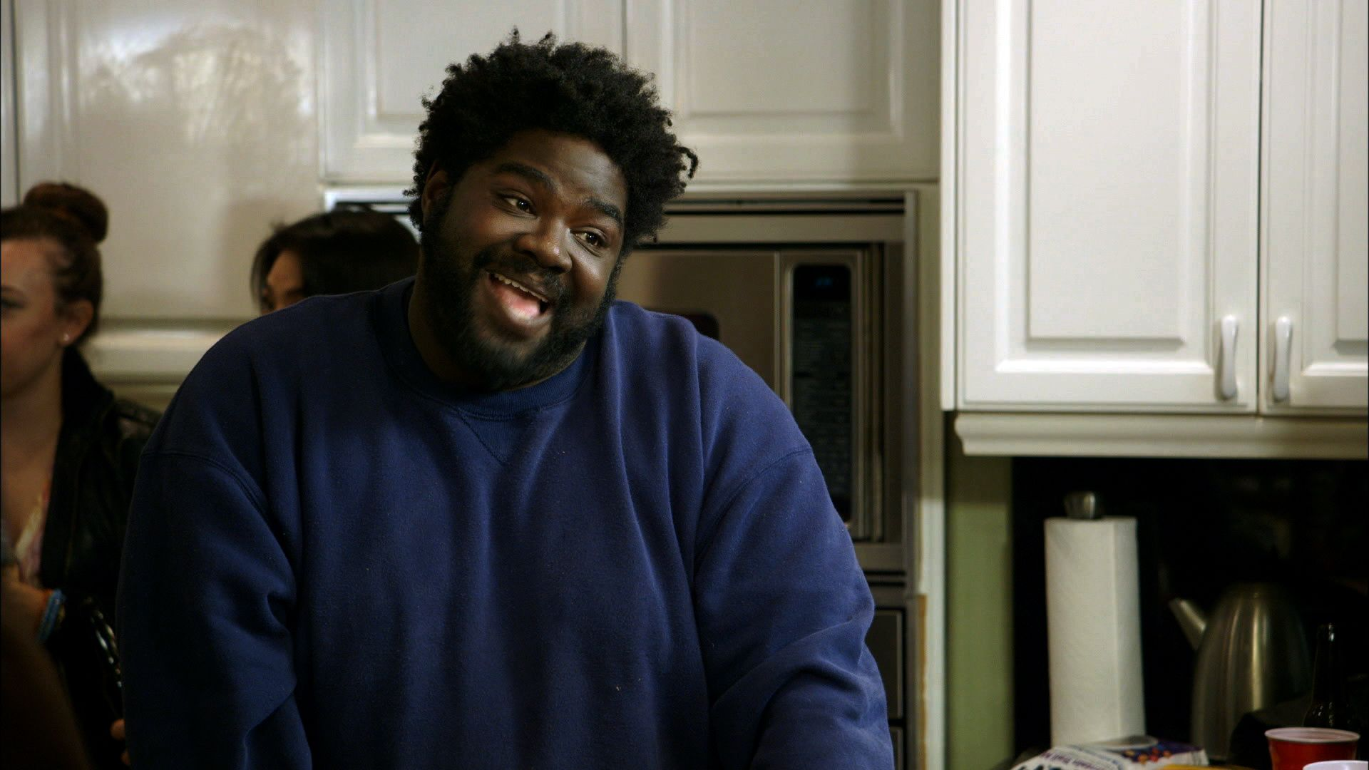 ron funches wrestling