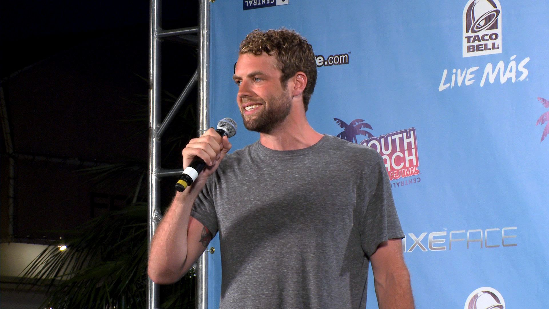 South Beach Comedy Festival: Brooks Wheelan - Crafty Homeless