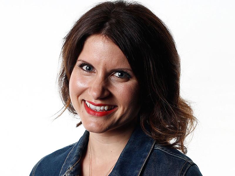 Brooke Van Poppelen Stand Up Comedian Comedy Central