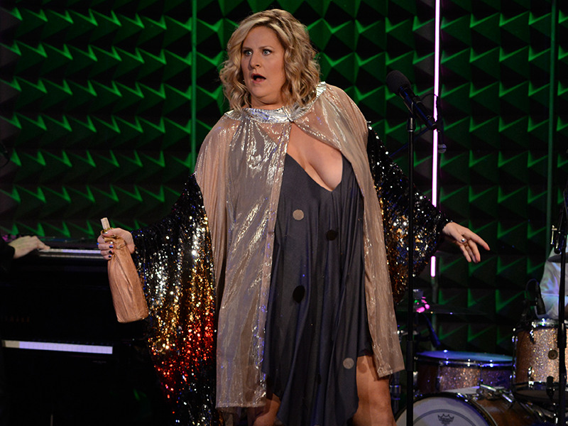 Bridget Everett Stand Up Comedian Comedy Central Stand Up