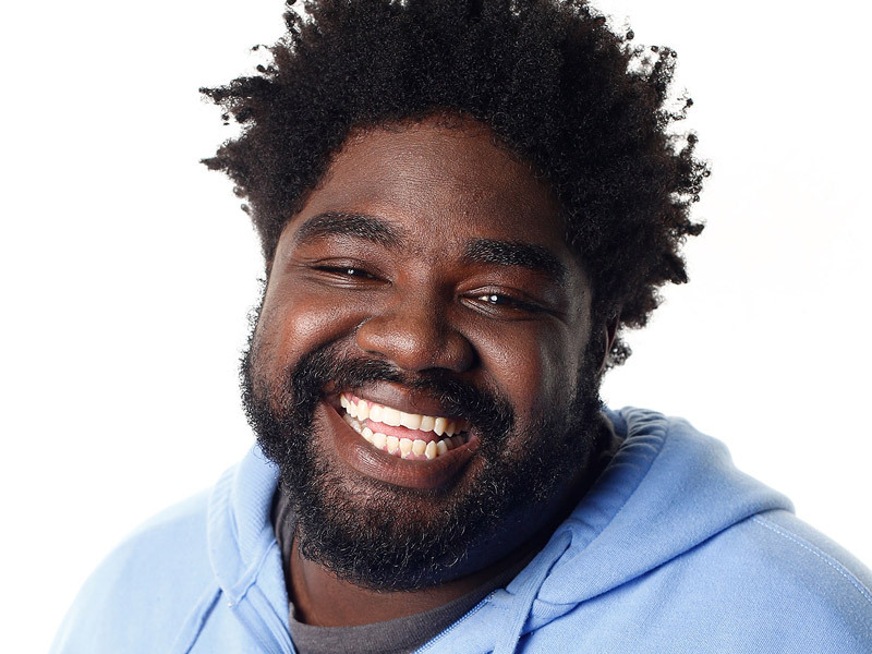 Ron Funches Stand Up Comedian Comedy Central Stand Up