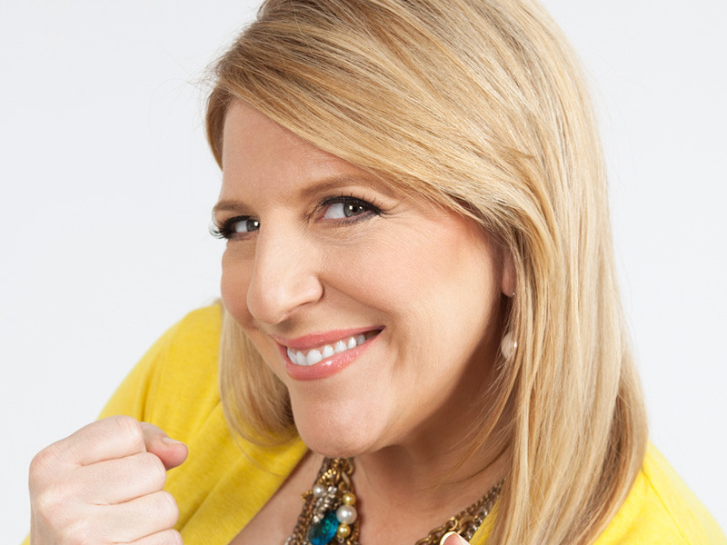 Lisa Lampanelli Stand Up Comedian Comedy Central Stand Up