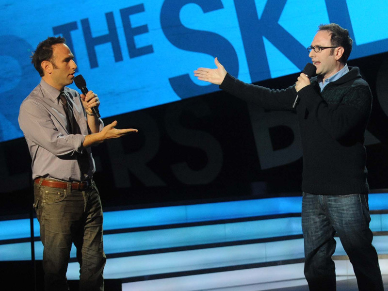 Sklar Brothers Stand Up Comedian Comedy Central Stand Up