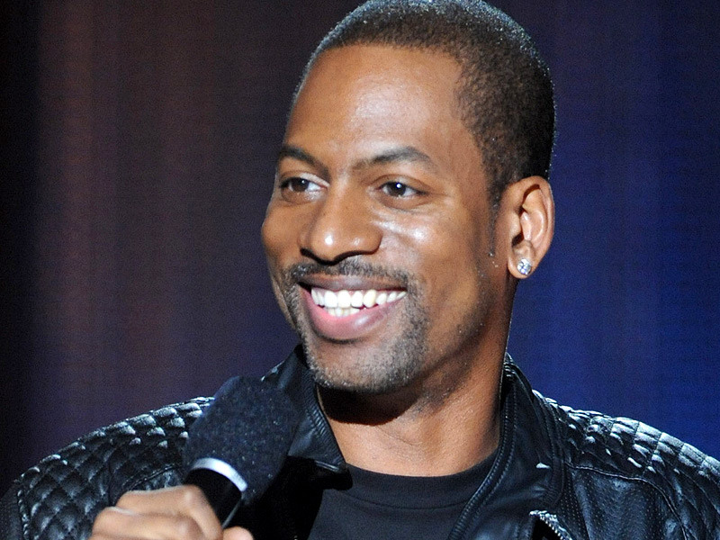 Tony Rock Stand Up Comedian Comedy Central Stand Up