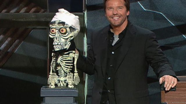 Comedian Achmed The Terrorist Achmed The Terrorist Skeleton