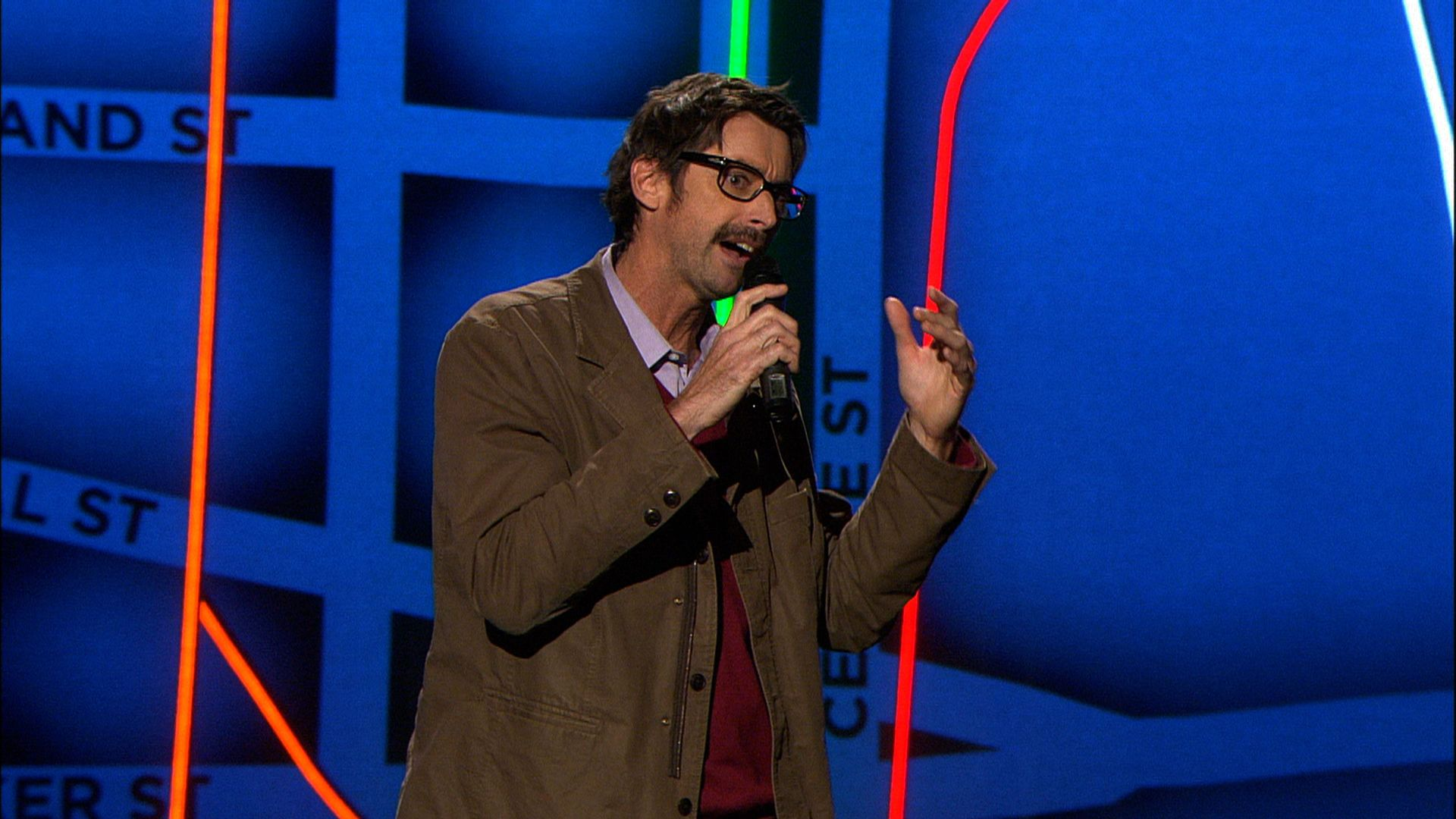 John Oliver's New York Stand-Up Show | Comedy Central: Kirk Fox - Airplane Seats