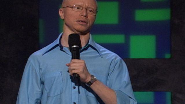 Black Albino Comedian Stand-up | Black Albino