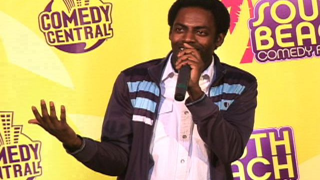 South Beach Comedy Festival: Baron Vaughn - 10-Second Rule