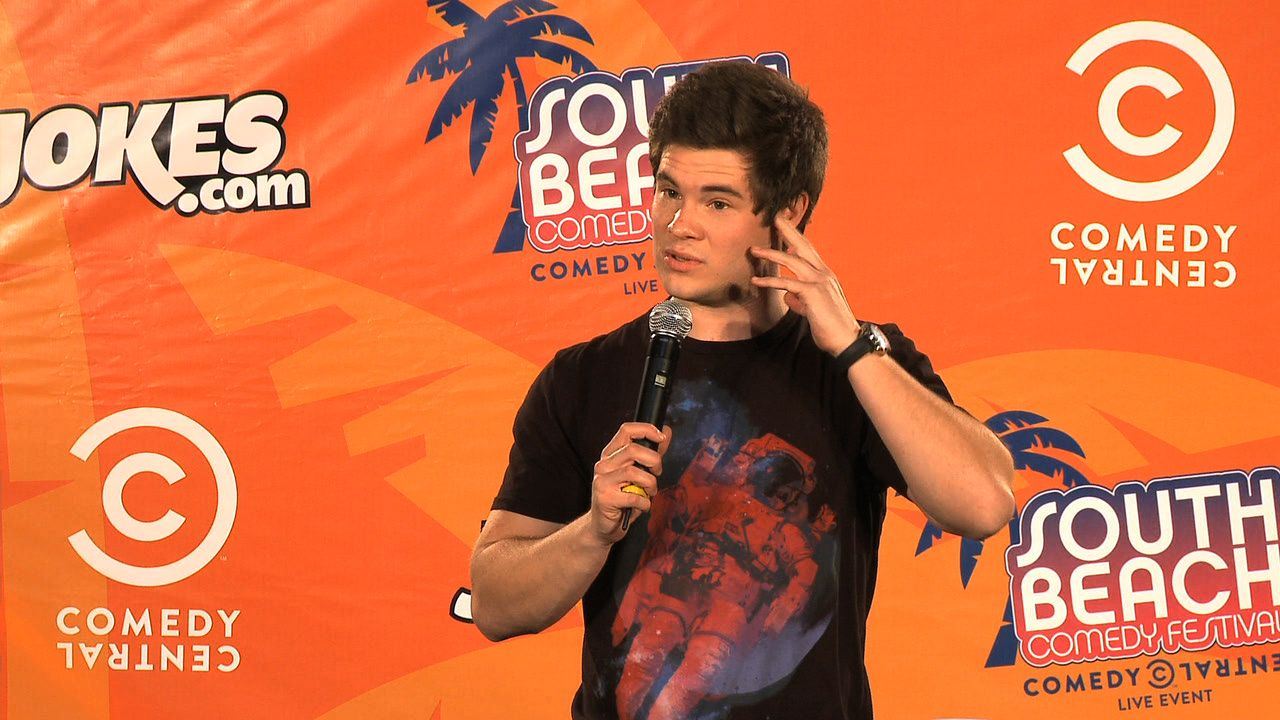 South Beach Comedy Festival: Exclusive - Adam Devine - STDs