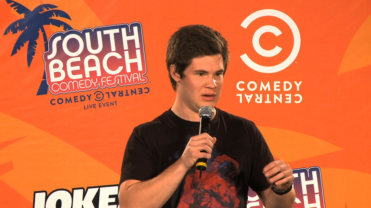 South Beach Comedy Festival: Exclusive - Adam Devine - Handsome as F**k