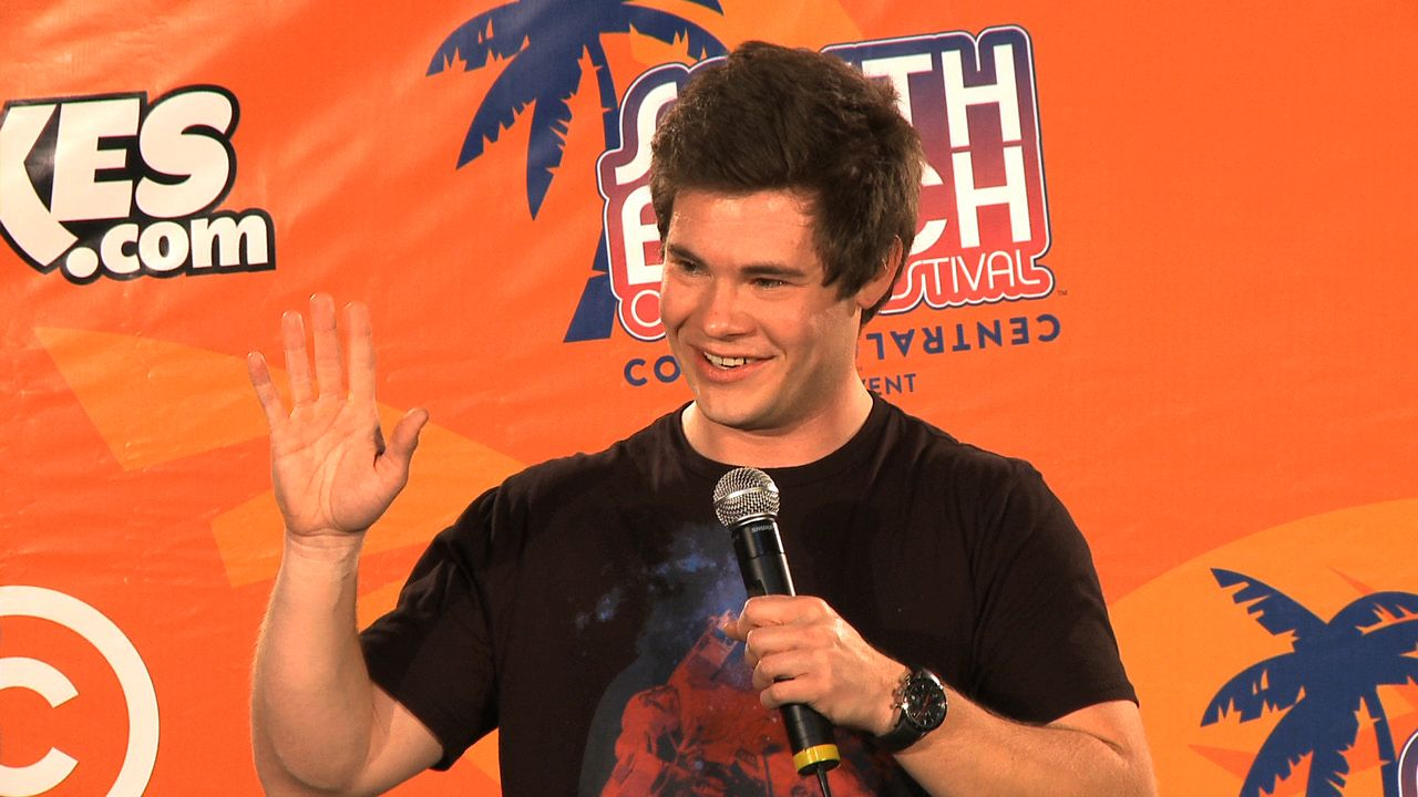 South Beach Comedy Festival: Exclusive - Adam Devine - Laughter Is Uncontrollable