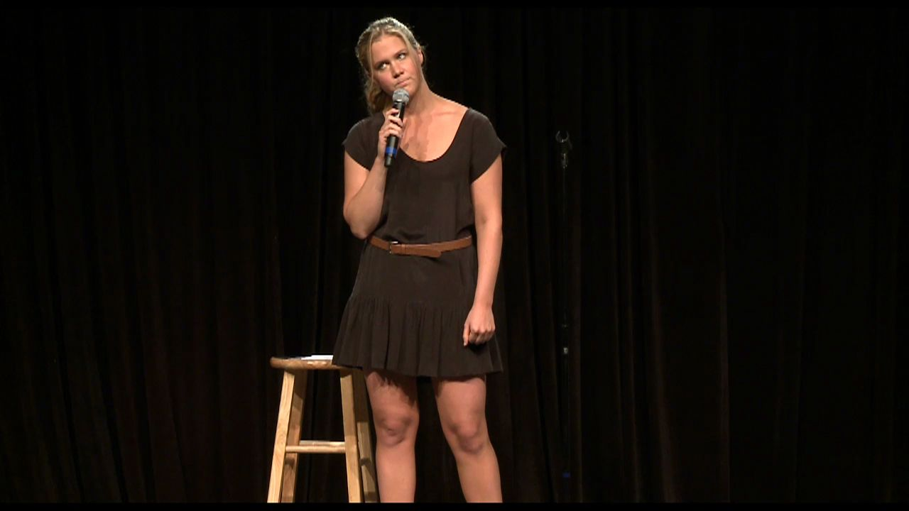 oh come on there s MUCH better Anthony Jeselnik Amy Schumer