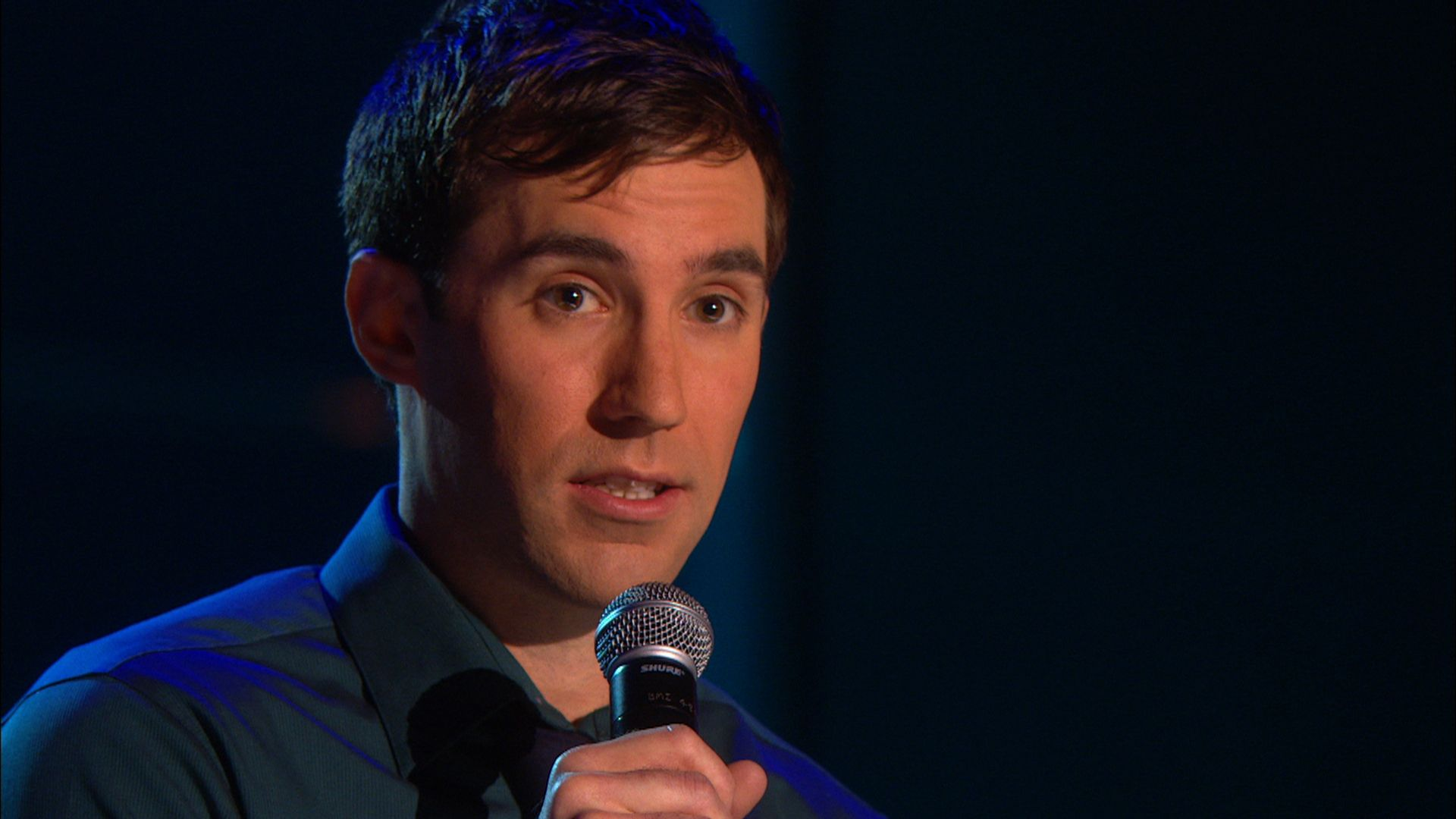 The Half Hour: Michael Palascak - Jesus, Mary and Joseph