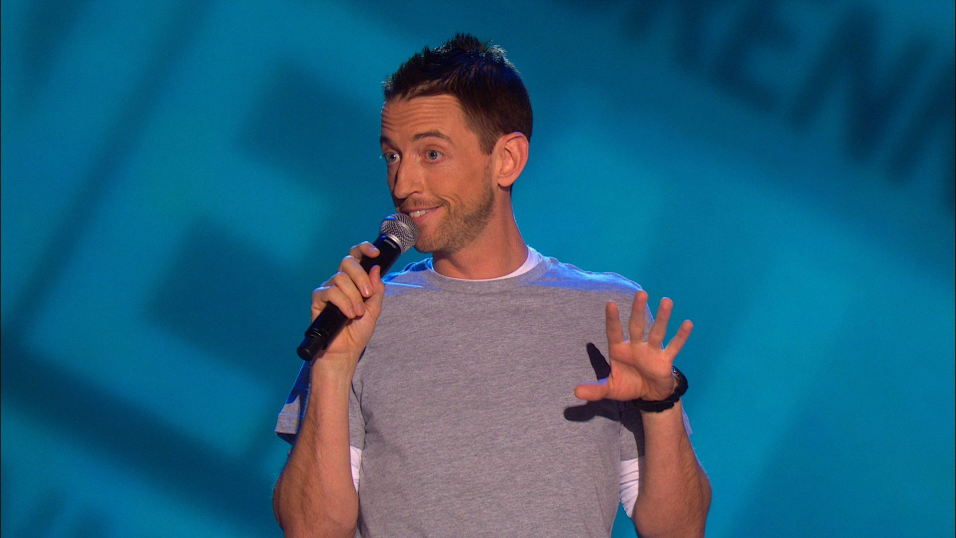 The Half Hour: Neal Brennan - Racial Sketch
