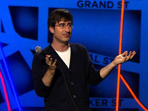 John Oliver's New York Stand-Up Show | Comedy Central: John Oliver - Impressing Your Friends