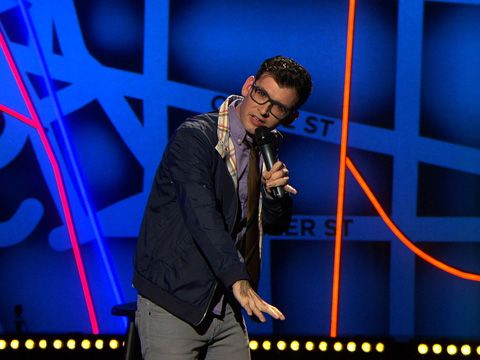 John Oliver's New York Stand-Up Show | Comedy Central: Moshe Kasher - The Gross Part of the Country