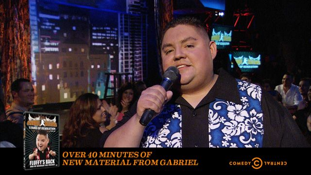 Gabriel Iglesias Presents Stand-Up Revolution: Gabriel Iglesias - Stand-Up Revolution on DVD