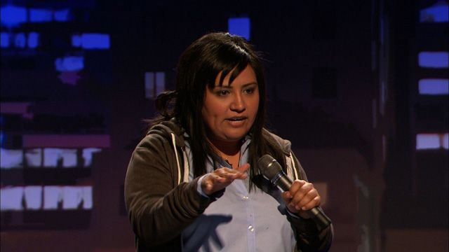 Gabriel Iglesias Presents Stand-Up Revolution: Cristela Alonzo - Getting Directions