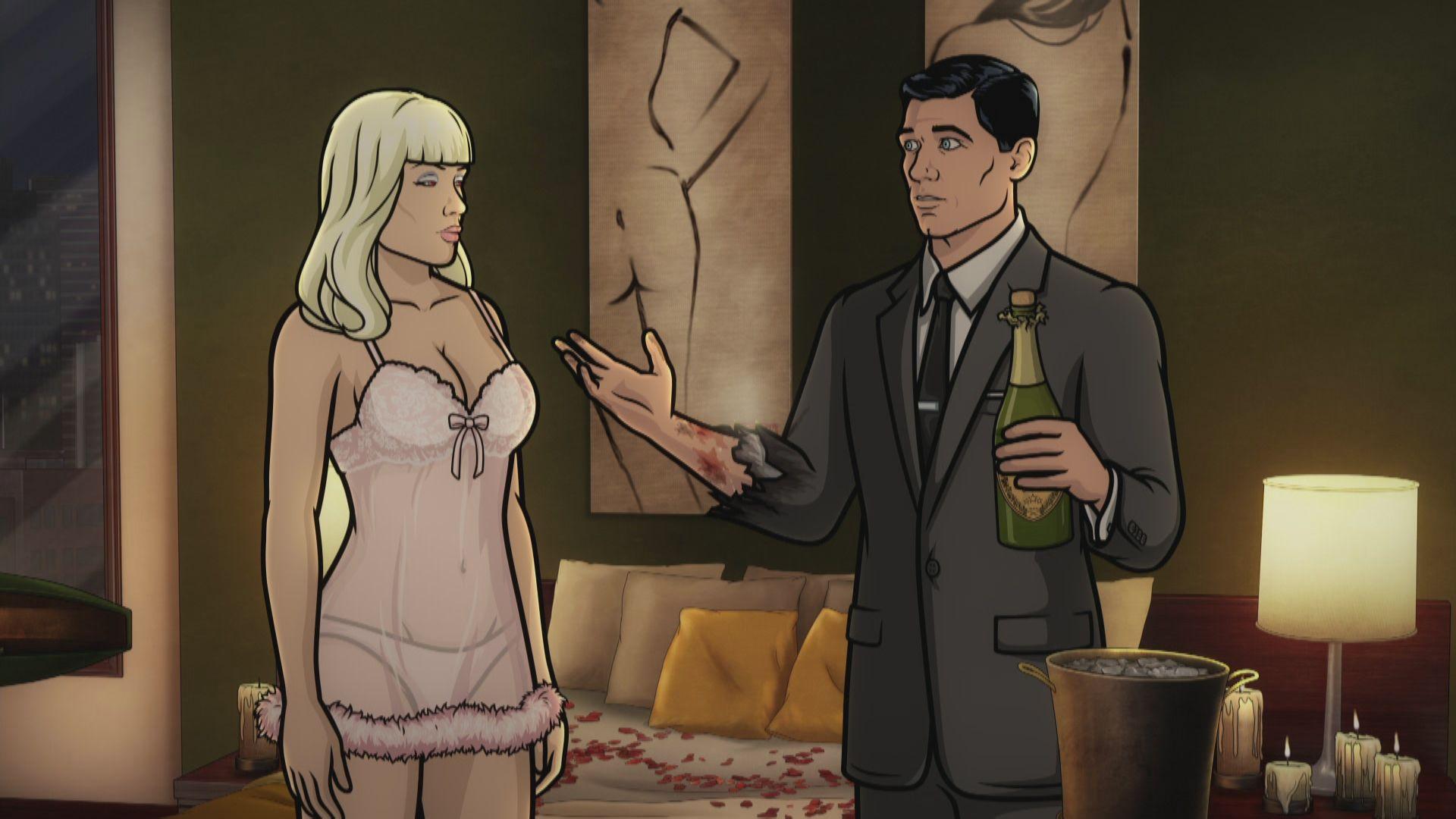 Cheryl tunt archer hentai pornos image
