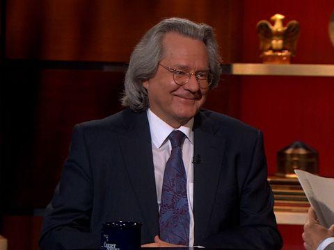 stephen colbert family. Stephen Colbert Interviews the