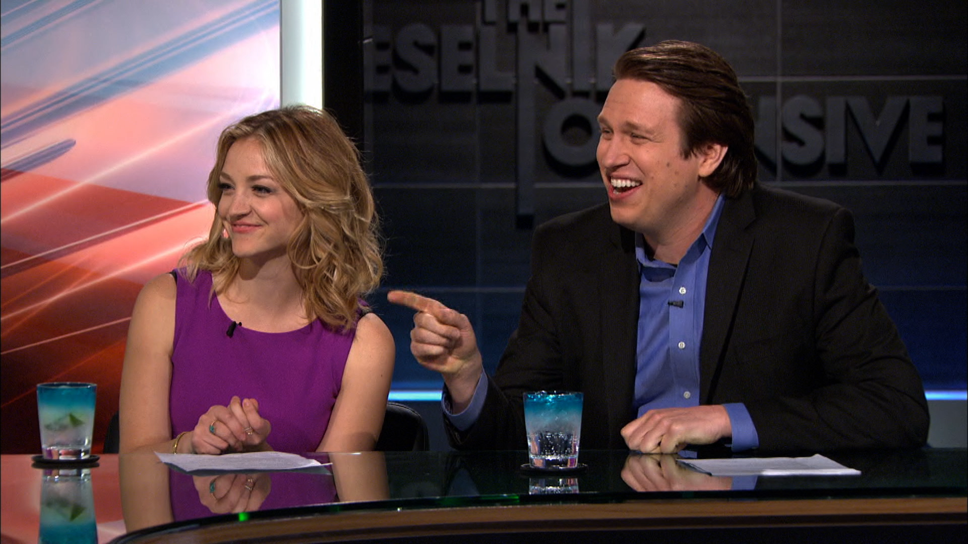 The Jeselnik Offensive: Defending Your Tweet - Pete Holmes & Abby Elliott
