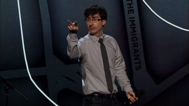 John Oliver's New York Stand-Up Show | Comedy Central: John Oliver - Pigeon Indoors