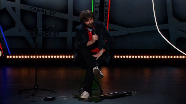 John Oliver's New York Stand-Up Show | Comedy Central: David O'Doherty - Office of Doom