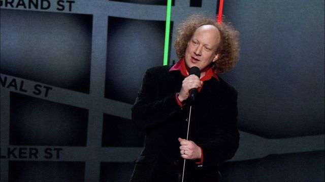 John Oliver's New York Stand-Up Show | Comedy Central: Andy Zaltzman - Figments and Fictions