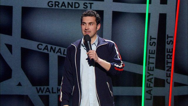 John Oliver's New York Stand-Up Show | Comedy Central: Mark Normand - Gay Bars