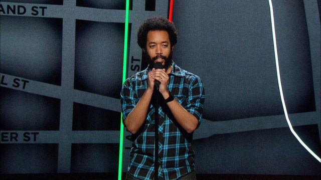 John Oliver's New York Stand-Up Show | Comedy Central: Wyatt Cenac - Frequent Flyer Smiles
