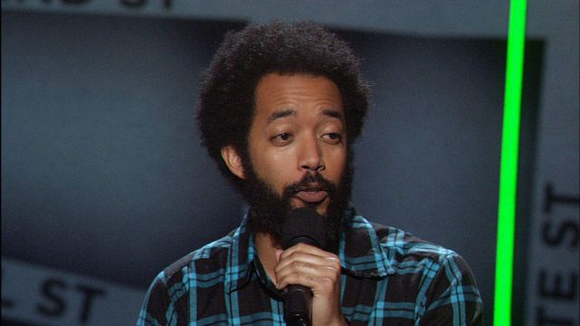John Oliver's New York Stand-Up Show | Comedy Central: Wyatt Cenac - Main Complaint of Democracy