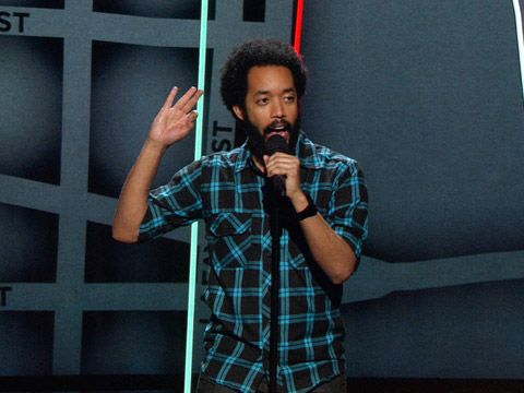 John Oliver's New York Stand-Up Show | Comedy Central: Wyatt Cenac - Background Hobbits