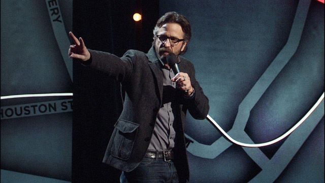John Oliver's New York Stand-Up Show | Comedy Central: Marc Maron - Celebration of Life