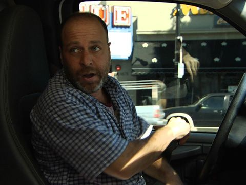 Jon Benjamin Has a Van: Road Rage