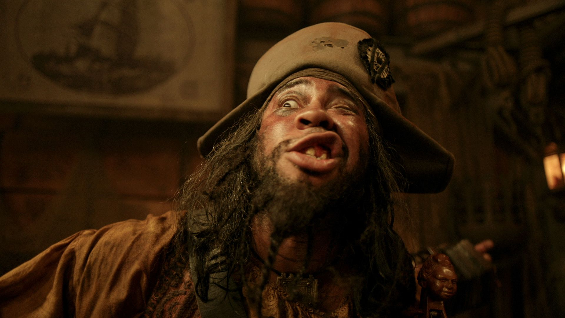 pirate chantey key and peele comedy central