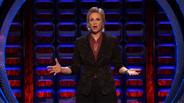 Roast of Roseanne: Jane Lynch - Chick-fil-A - Uncensored