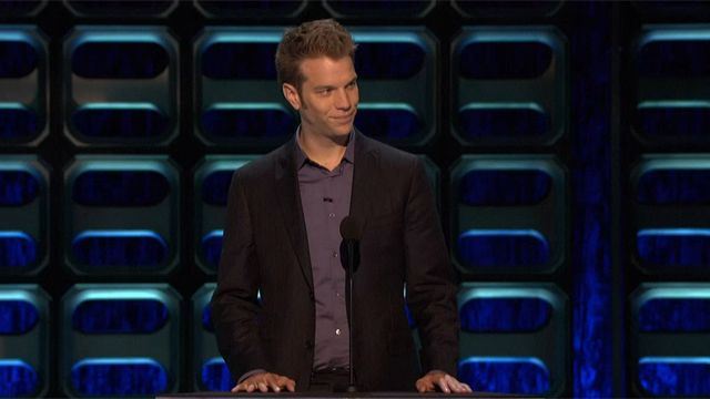 Roast of Roseanne: Anthony Jeselnik - Jeff Ross Looks Good