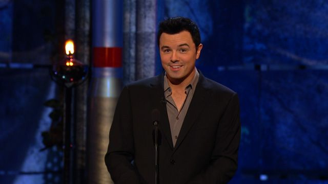Comedy Central Roast of Charlie Sheen: Seth MacFarlane - Charlie's Dependencies