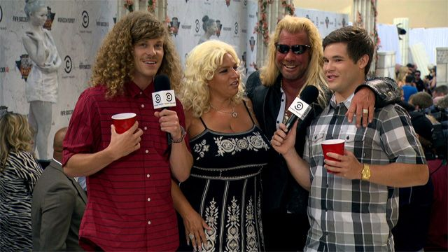Comedy Central Roast of Charlie Sheen: Pre-Show - Dog the Bounty Hunter
