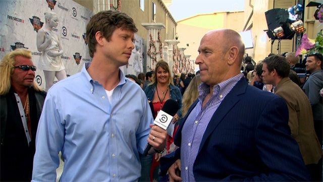 Comedy Central Roast of Charlie Sheen: Pre-Show - Corbin Bernsen