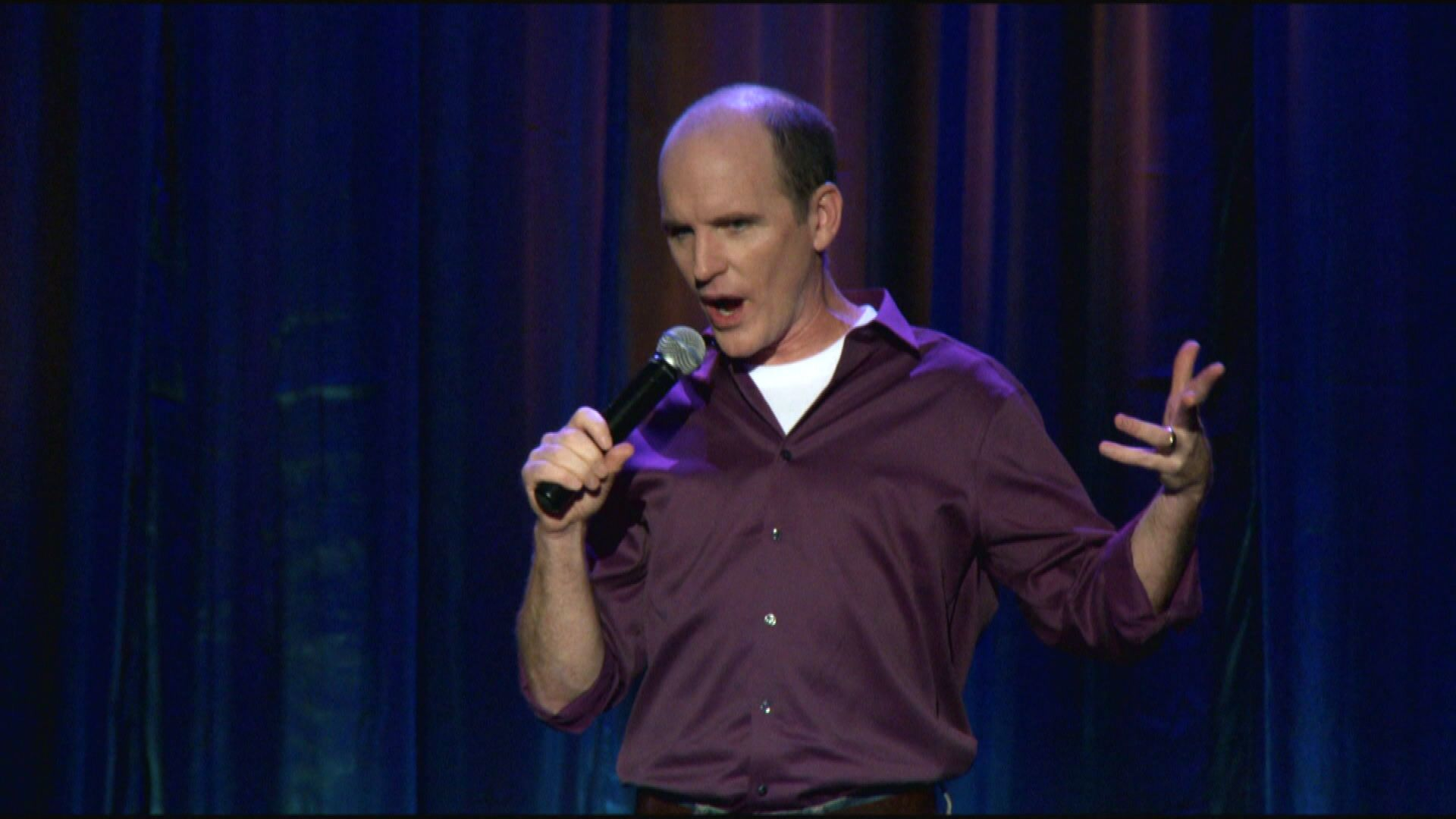Daniel Tosh Hair Loss Is Funny Man Comedy Central Comedian Daniel Tosh ...