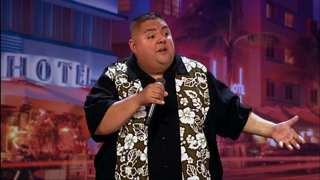 Gabriel Iglesias Presents Stand-Up Revolution: Gabriel Iglesias - Bored Immigration Checkpoint