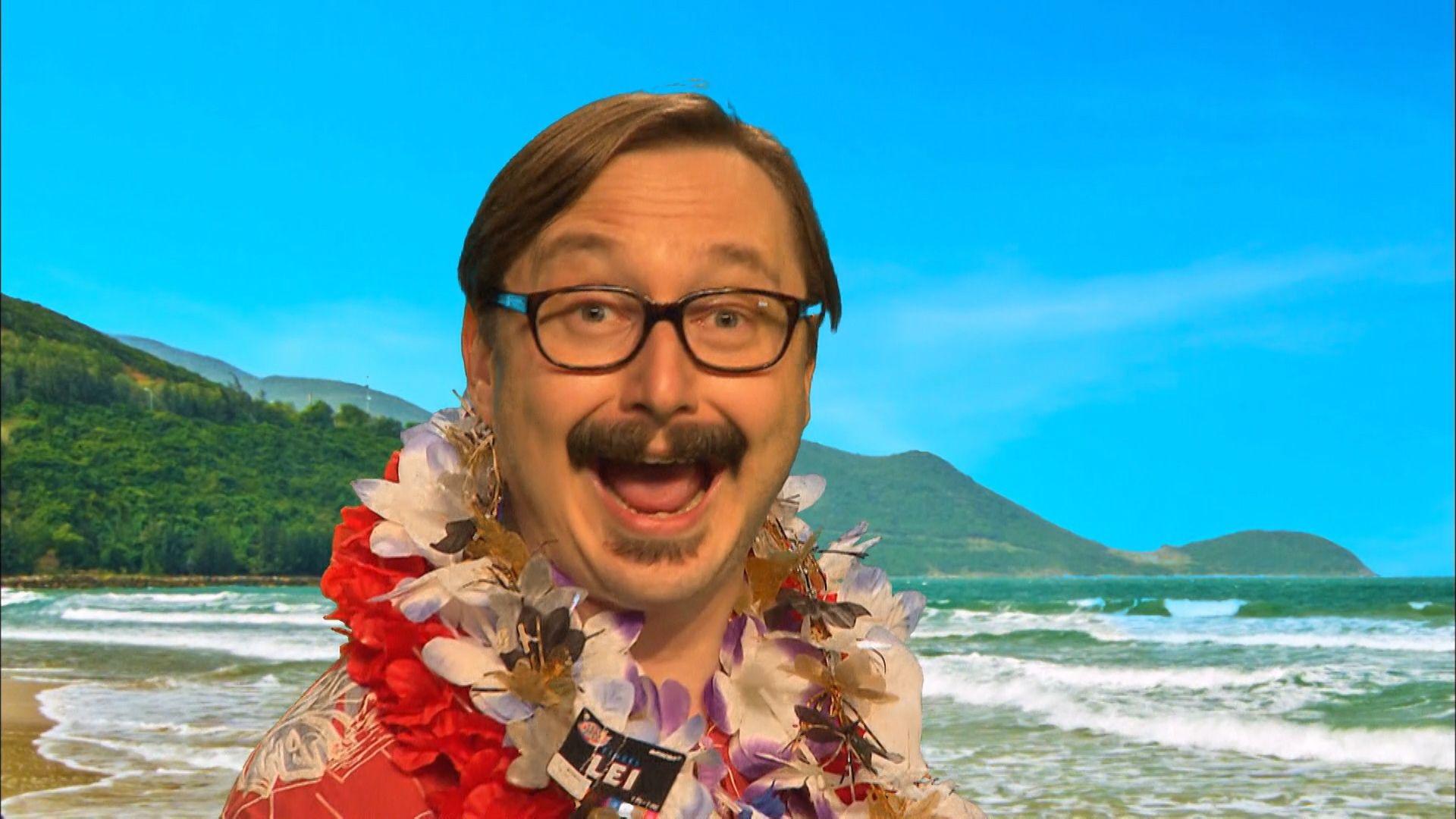 john hodgman daily show