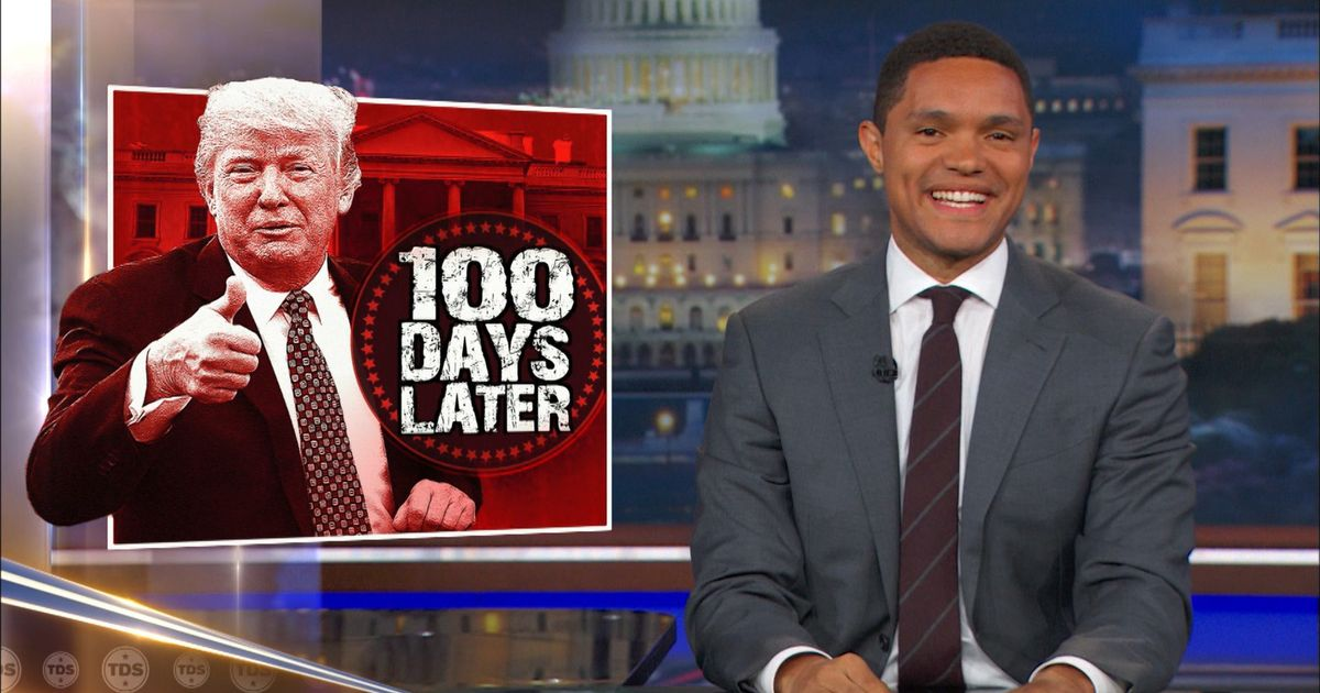 The Daily Show with Trevor Noah - Season 22, Ep. 98 - Extended - April 24, 2017 - John Kasich - Full Episode | Comedy Central