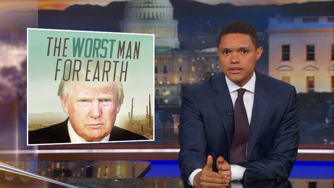 Image result for trevor noah trumpcare
