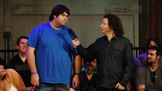 The Burn with Jeff Ross | Comedy Central: The Burn: Exclusive - Speed Roasting - UFC Fighters