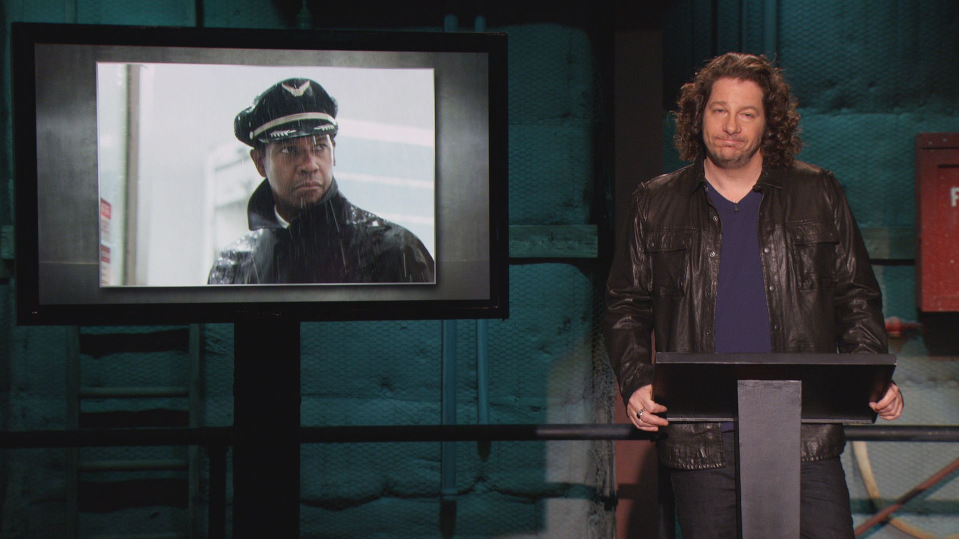 The Burn with Jeff Ross | Comedy Central: The Burn: Oscar Nominations & Taylor Swift Break Up