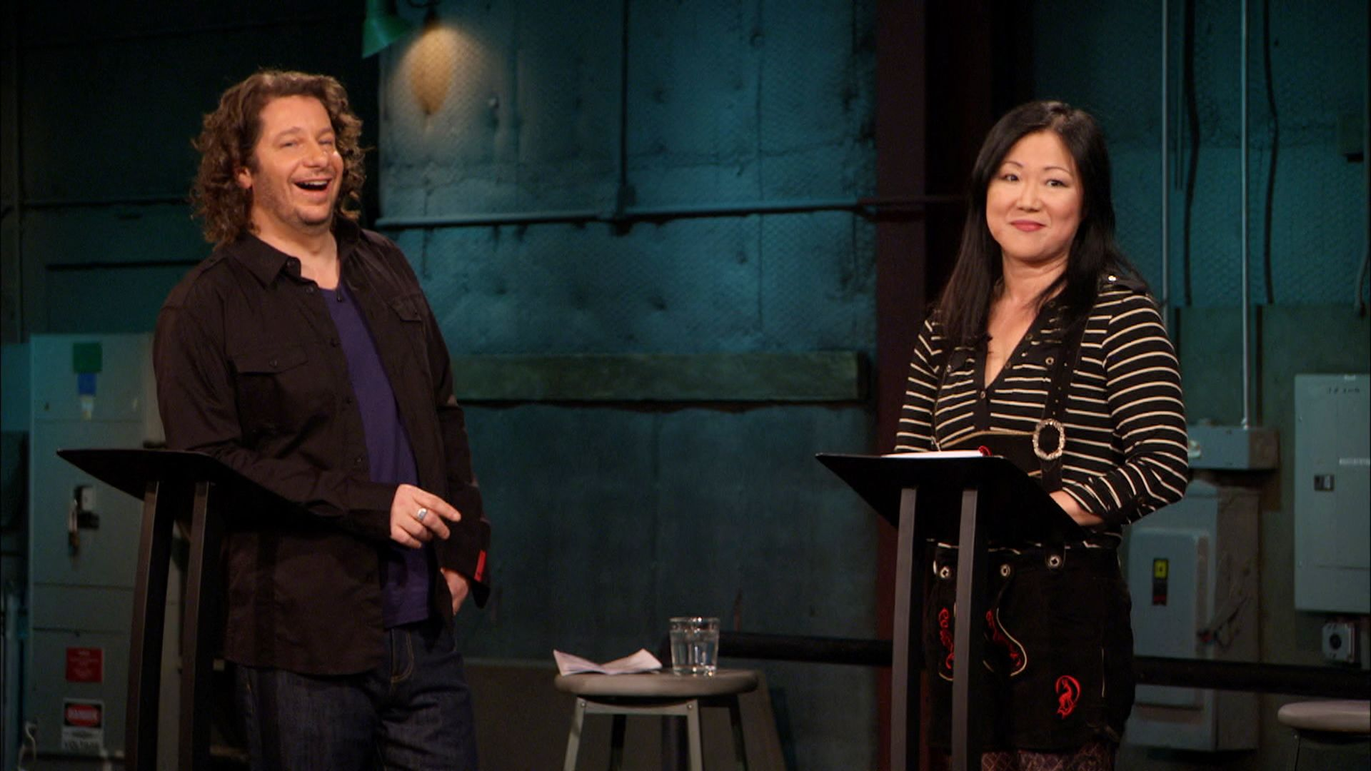 The Burn with Jeff Ross | Comedy Central: The Burn: The Panel Burns Manti Te'o
