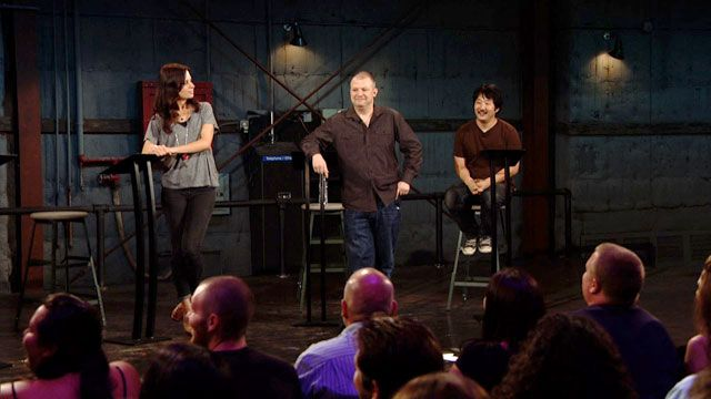 The Burn with Jeff Ross | Comedy Central: The Burn: Exclusive - Speed Roasting - Hot Asian Chick