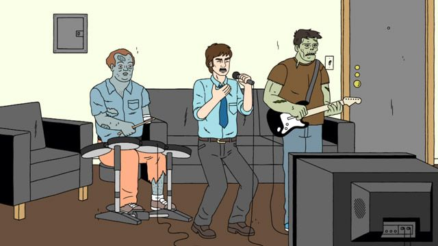 Ugly Americans: Hanging Out With Carl